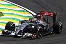 Mixed fortunes for Sauber on Friday practice for the Brazilian GP