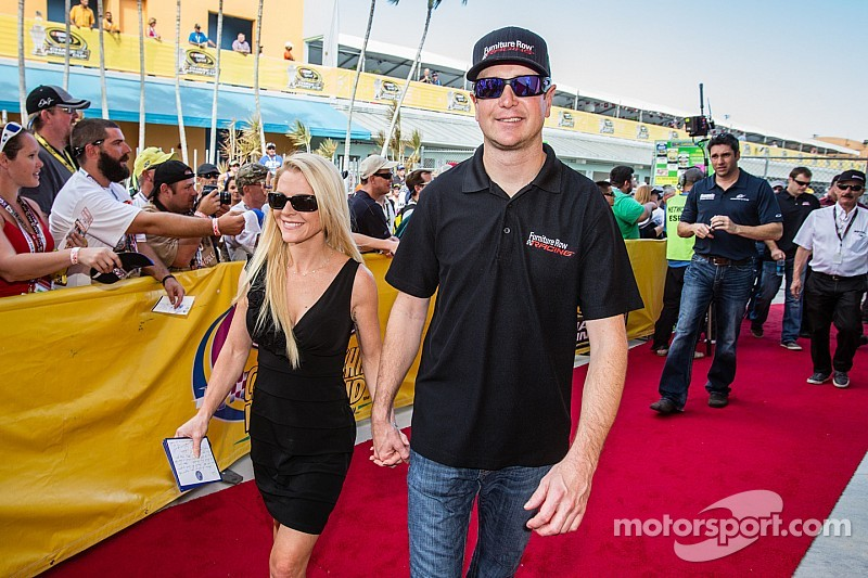 So who is Patricia Driscoll, Kurt Busch's ex-girlfriend?