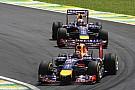 Red Bull puzzled by Ricciardo suspension failure