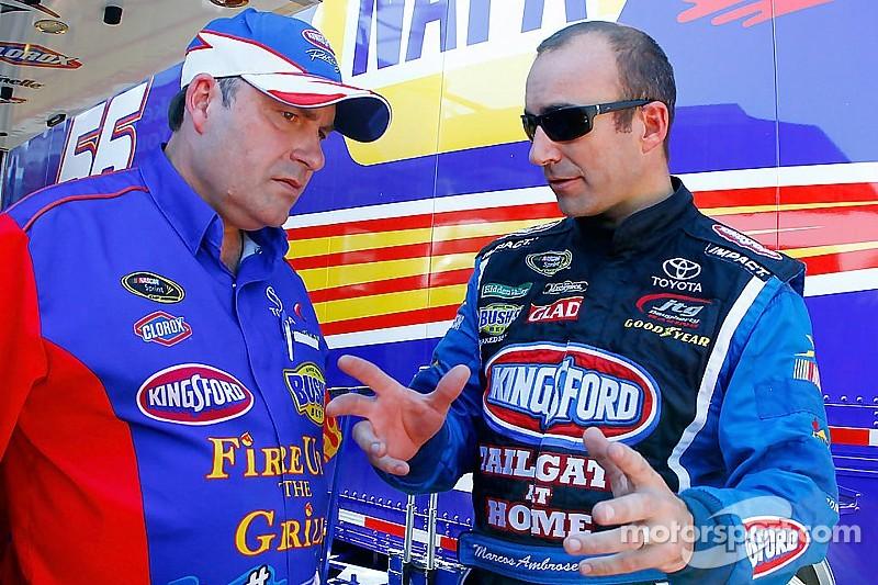 NASCAR crew chief Frankie Kerr returns to sprint car world