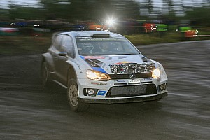 WRC Leg report Wales Rally GB: Flat-out to the finish!