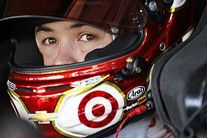 NASCAR Cup Press conference Rookie sensation Kyle Larson set to collect ROTY honors