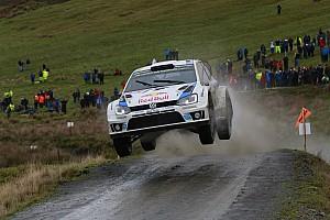 WRC Leg report Latvala's crash gives Ogier a commanding advantage
