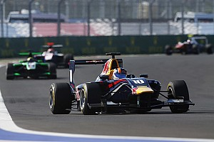 GP3 Practice report Lynn takes first blood at Yas Marina