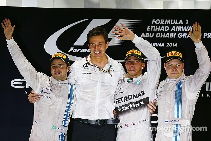 Abu Dhabi GP race results: Hamilton wins the race and the championship