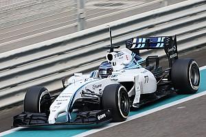 Formula 1 Testing report Bottas fastest Tuesday in Abu Dhabi as McLaren-Honda struggle to get going