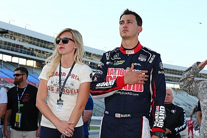 Graham Rahal, Courtney Force engaged