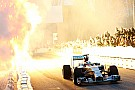 50,000 fans honor Mercedes Silver Arrows F1 champions