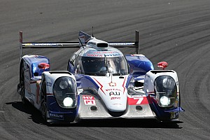 WEC Qualifying report Toyota Racing ready for WEC season-ender
