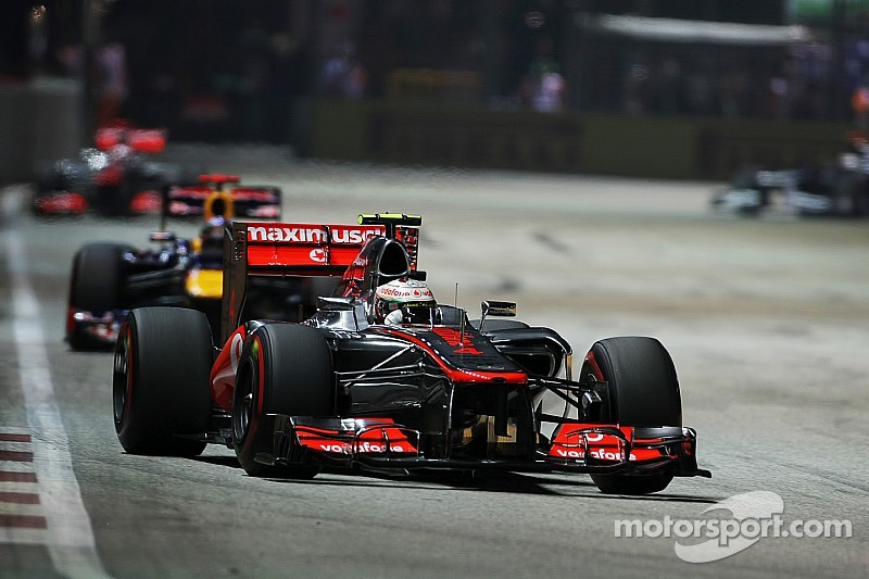 Why Lauda prayed for McLaren breakdown in 2012