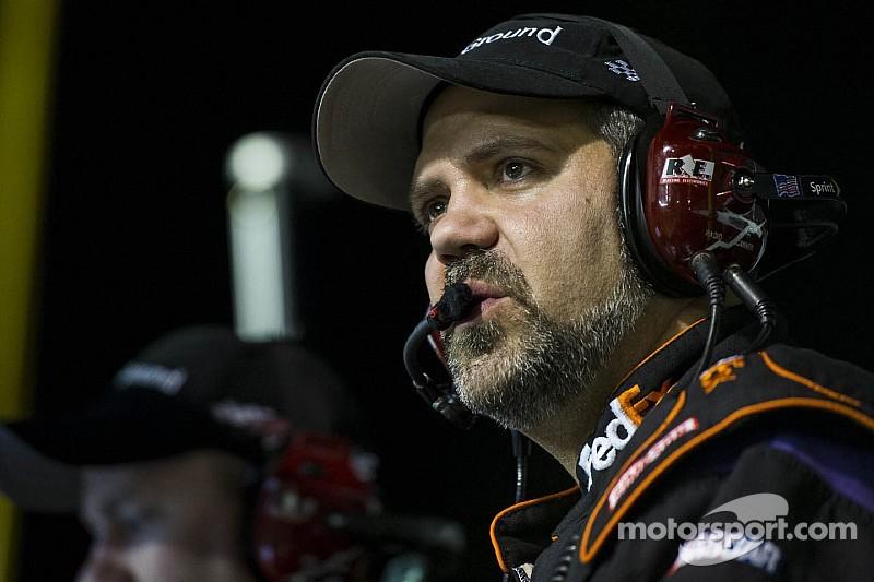 Joe Gibbs Racing shakes up crew chief lineup for 2015