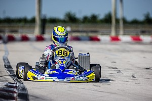 Kart Breaking news Stirling Fairman claims karting title in comeback season after 2011 crash