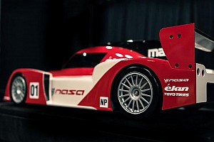 Road racing Breaking news NASA unveils new Elan-built, $59,995 prototype
