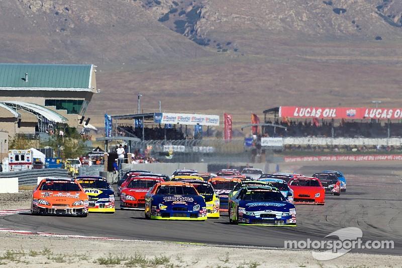 NASCAR sets K&N Pro Series schedule for 2015