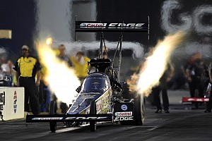 NHRA Interview Brittany Force on her sophomore season in NHRA's Top Fuel