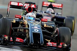 Formula 1 Breaking news 2014 even worse than 'nutcase' 2012 - Grosjean
