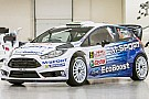 M-Sport takes on new livery for 2015 WRC season - photos