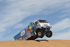 Dakar Leg report Rough day for Peugeot as class leaders extend the gap