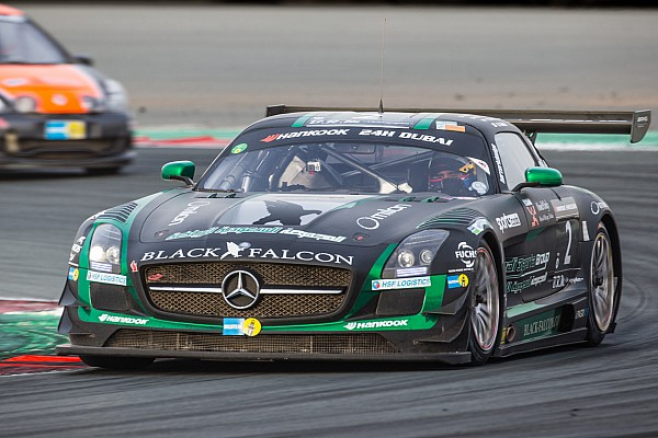 Black Falcon Mercedes take overall win and earn Prince Al Faisal his first 24 Hours of Dubai victory