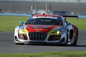 IMSA Testing report Flying Lizard completes successful test at the Roar before 24