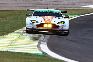 WEC Preview Young Driver AMR gears up in the 2015 FIA WEC