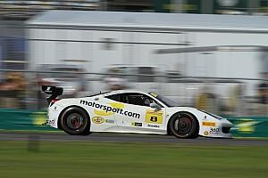 Ferrari Breaking news IMSA and Ferrari Challenge North America announce three-year extension