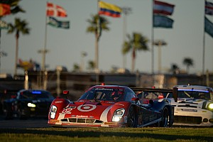 IMSA Race report Rolex 24 hits quarter mark and Ganassi runs 1-2