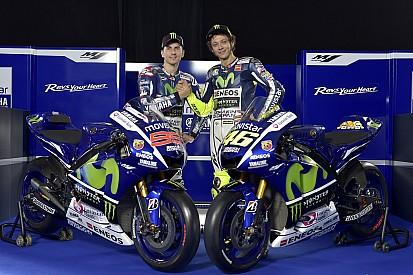 Rossi and Lorenzo launch 2015 Yamaha MotoGP campaign