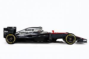 Formula 1 Breaking news McLaren-Honda begins new era with MP4-30