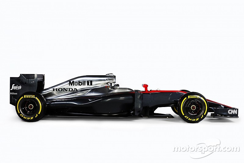 McLaren-Honda begins new era with MP4-30