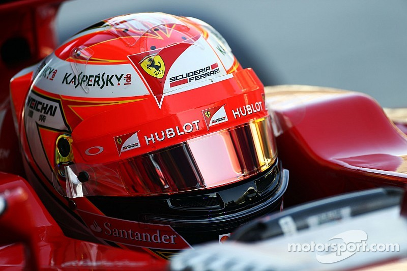 Raikkonen could stay beyond 2015 - manager