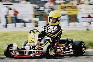 Kart Special feature Ayrton Senna's final race kart up for sale
