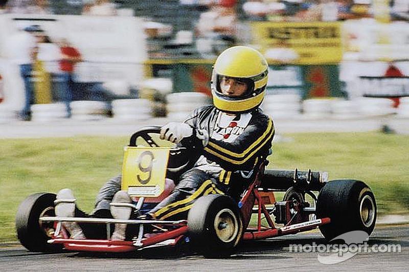 Ayrton Senna's final race kart up for sale