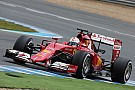 Pacesetter Vettel ends his Jerez test delighted with progress