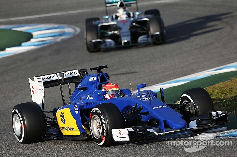 Why Formula One needs to look after the little guys