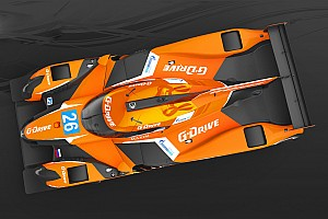 WEC Breaking news G-Drive Racing enters two Ligier JS P2 for the 2015 FIA WEC