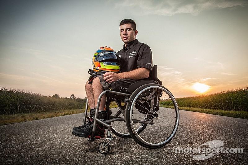 Michael Johnson poised for Mazda Pro Series success