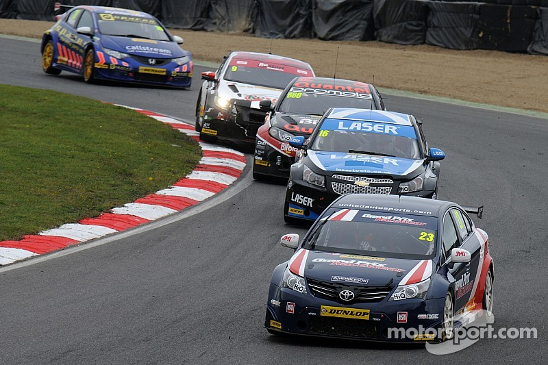 BTCC 'arrives' to North America