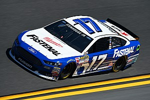 NASCAR Cup Practice report Stenhouse, McDowell lead opening Daytona 500 practice sessions