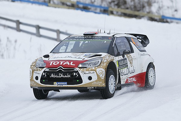 Meeke and Østberg  ended Rally Sweden in the top 10