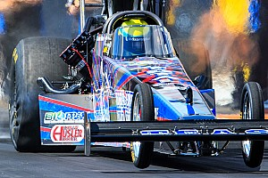 NHRA Preview Three-time Top Fuel world champ Larry Dixon welcomes return to Nationals in Phoenix
