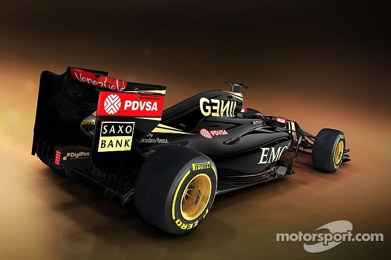Lotus, finalmente en camino a Jerez