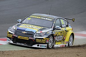 BTCC Breaking news Newsham to race Power Maxed Chevy in 2015
