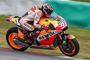 MotoGP Noticias de última hora Márquez termina Sepang con el mejor tiempo