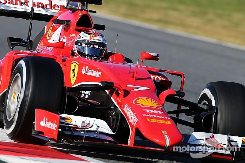 Kimi Räikkönen espera Australia