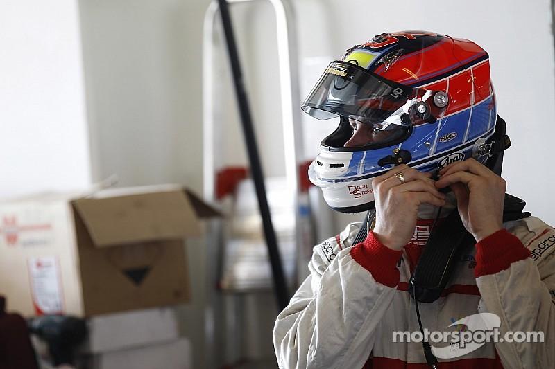 Stoneman sale ileso después de choque en Jerez