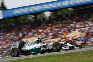 Formula 1 Breaking news German GP must meet 'conditions' - Ecclestone