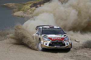 WRC Leg report Mads Østberg holds top-three spot in Mexico!