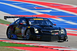 PWC Qualifying report Cadillac ATS-V.R race cars to start on fifth row at COTA