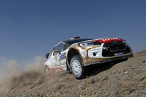 WRC Leg report Mads Østberg sets his sights on second place
